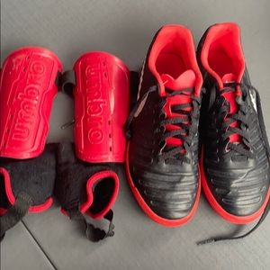 Nike Soccer shoes Size 6